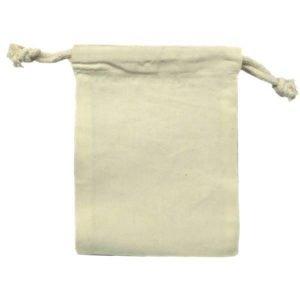 Торбичка органичен памук