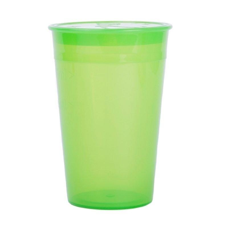 Почистваща чаша MeLuna зелена