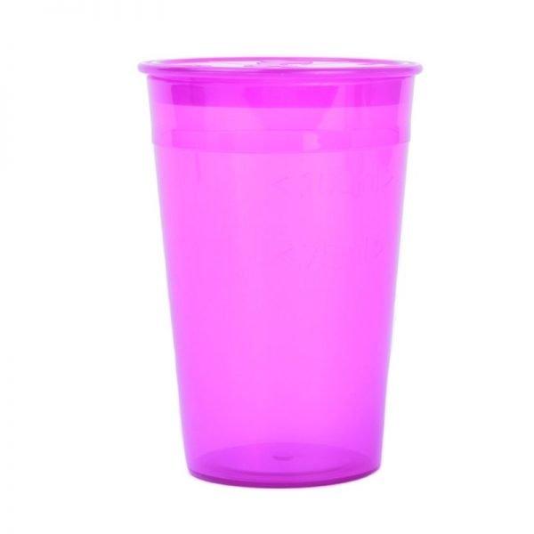 Почистваща чаша MeLuna розова