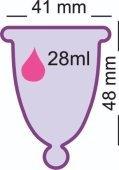 Менструална чашка MeLuna M