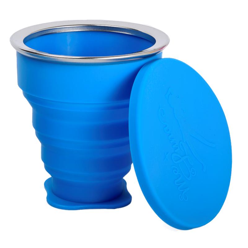 Сгъваема чаша MeLuna