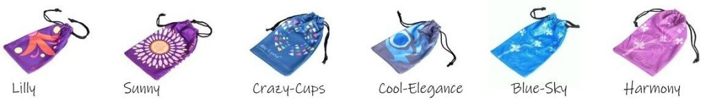 Дизайн торбички за съхранение MeLuna